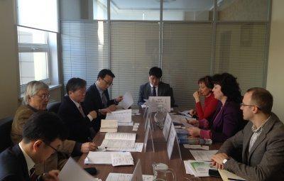 HYUNDAI DEVELOPMENT COMPANY对滨海边疆区城市建筑很有兴趣