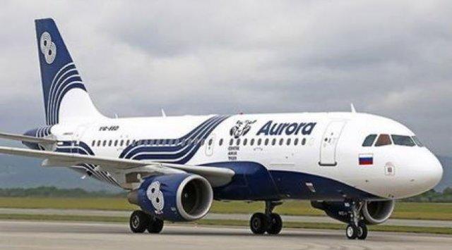 符拉迪沃斯托克与北京之间的直达航线数增多了 。