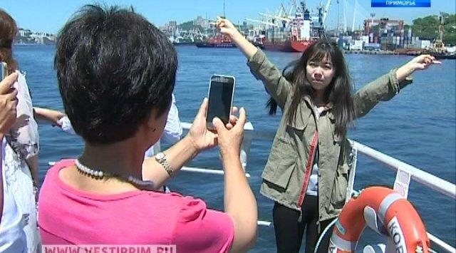 在外国游客中滨海边疆区的受欢迎程度提高了一倍。