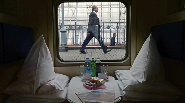 俄罗斯旅行攻略:如何适应列车生活