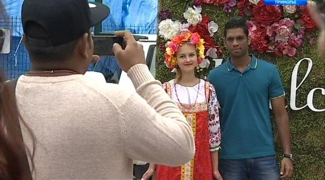 滨海边疆区的事件旅游项目在国家水平上越来越受到大众的欢迎