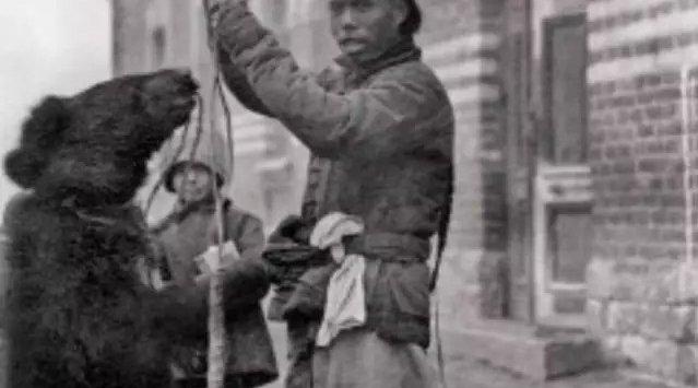 华人劳工的符拉迪沃斯托克历险记