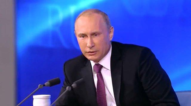 普京将于12月22日举行大型新闻发布会