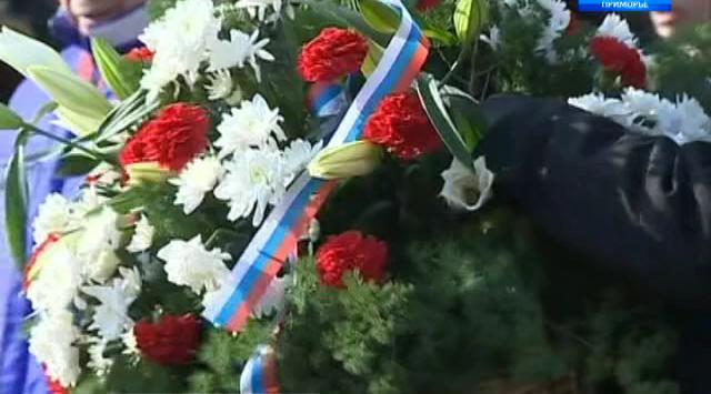 滨海边疆区庆祝国家英雄的日子