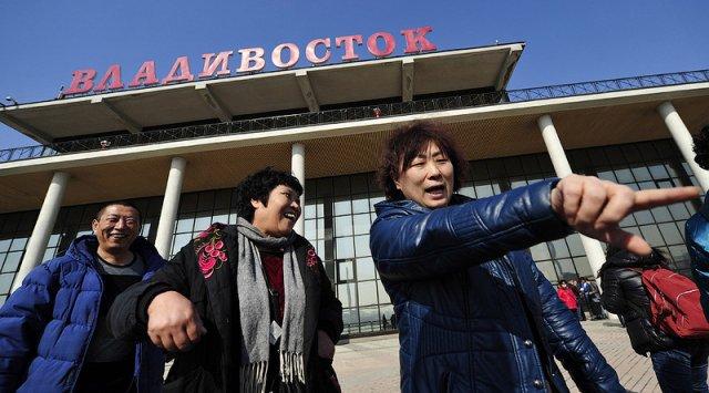 2016年近20万中国游客利用免签赴俄滨海边疆区旅游