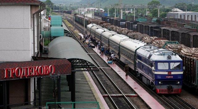 中国至俄滨海边疆区的货运中转时间将缩短
