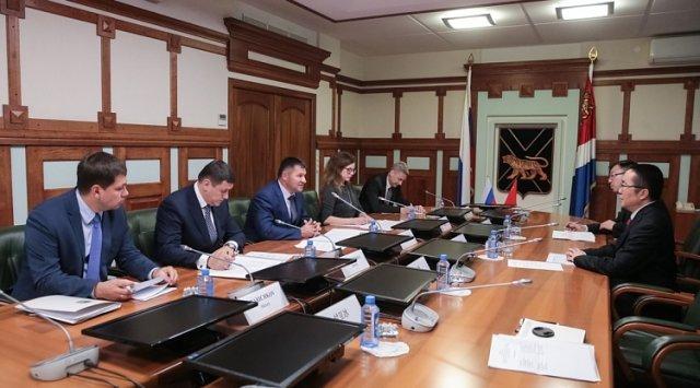 俄滨海边疆区政府提议开通符拉迪沃斯托克与上海间水上航线