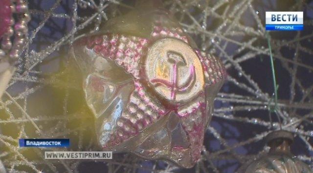 俄罗斯滨海边疆区美术家协会圣诞节展览会12月低开幕了