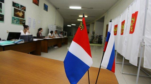 滨海边境地区将为总统选举准备超过140万张选票