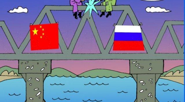 新建大桥将连接滨海边疆区和中国东宁