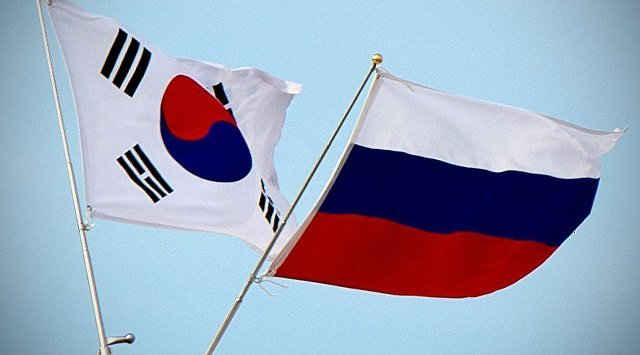 在符拉迪沃斯托克市举行韩国投资纪念日