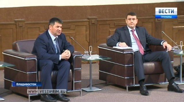 滨海边疆区政府和企业家要协同发展该地区