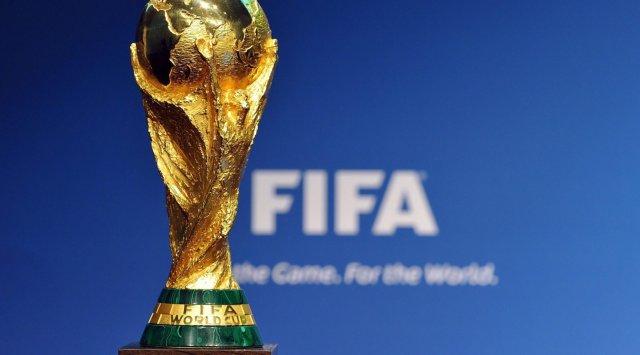 FIFA世界杯奖杯要到来 2018符拉迪沃斯托克市