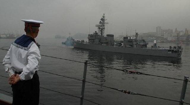 中国台海军演展现对俄支持