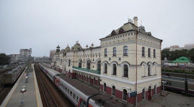 牡丹江与符拉迪沃斯托克签署建立高速铁路的初步协议