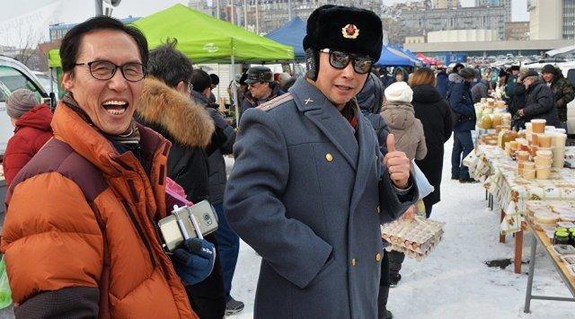 中国游客一年内为俄罗斯经济带来17亿美元