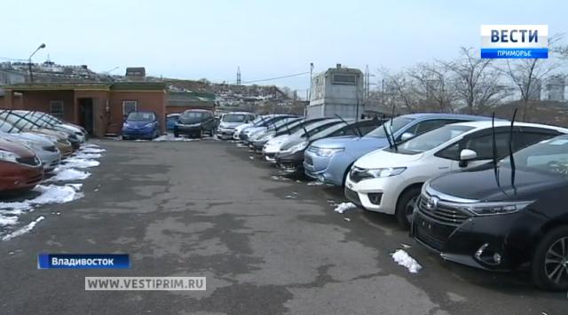 二手车市日本汽车需求越来越少
