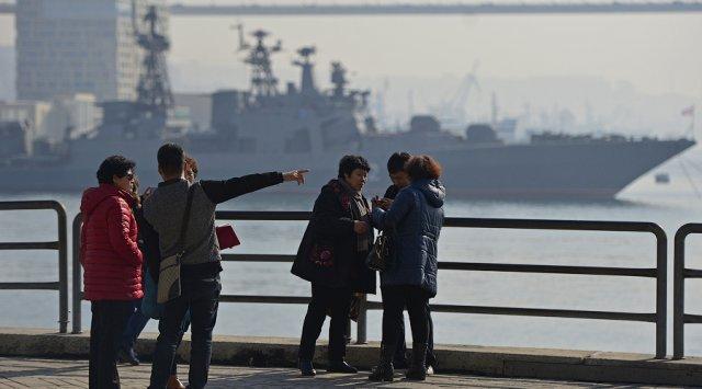 滨海边疆区外国游客量不断增加